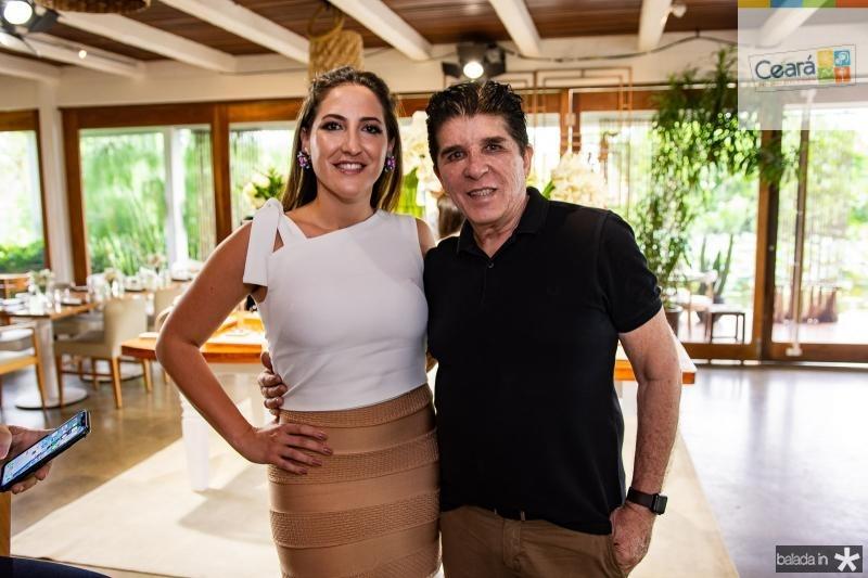 Mariel Pontes e Dito Machado