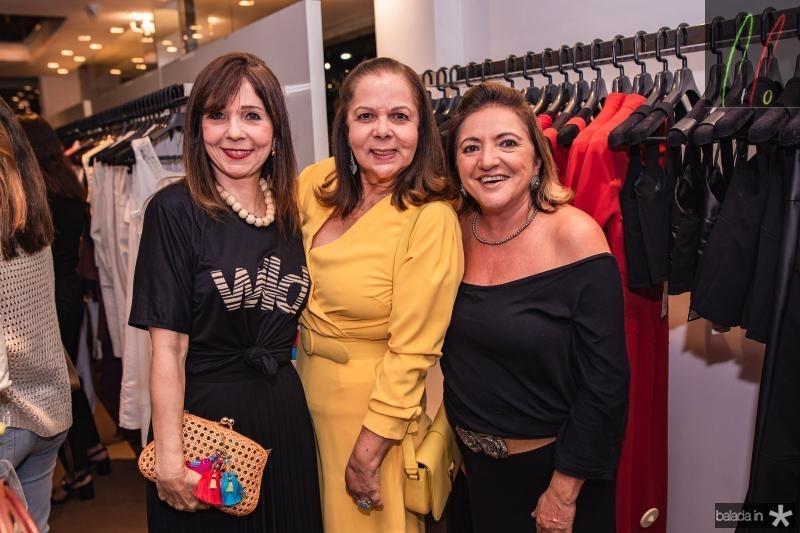 Carmen Ines, Fernanda Laprovitera, Tete Albuquerque