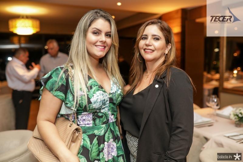 Ivone Moura e Joana Flecha