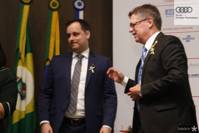 Jose Borges e Carlos Gama