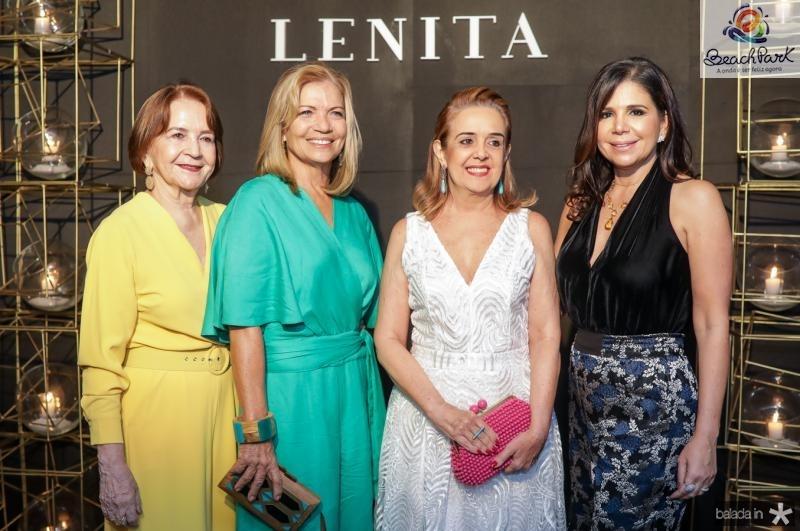 Lenita Negrao, Ana Pinto, Simone Rizzato e Maria Lucia Negrao