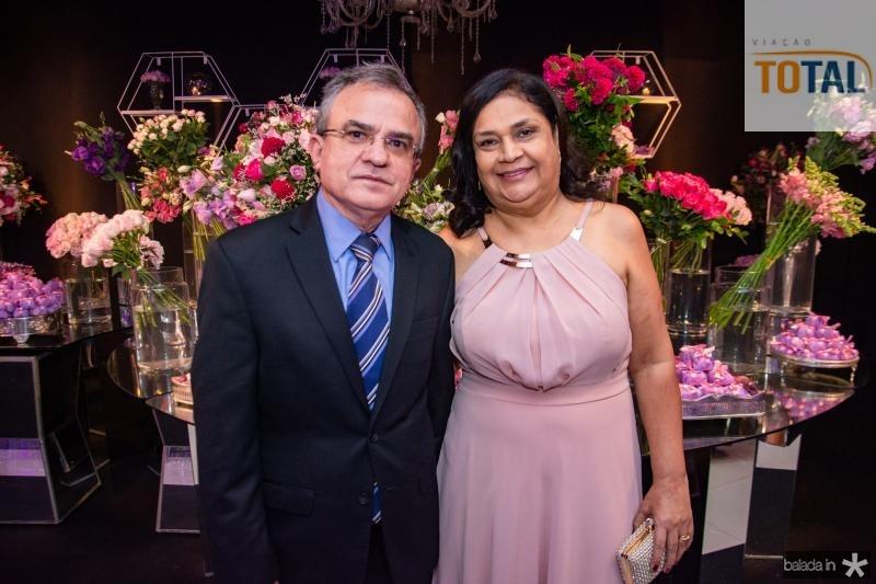 Jose Milton Lima e Graca Lima