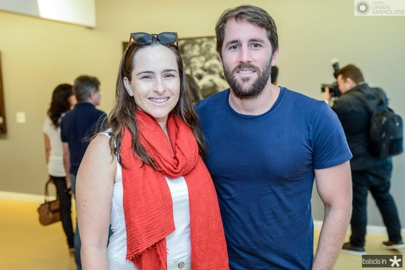 Bia Fiuza e Rodrigo Frota