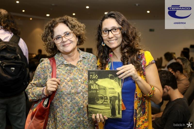 Valeria Laena e Clara Machado
