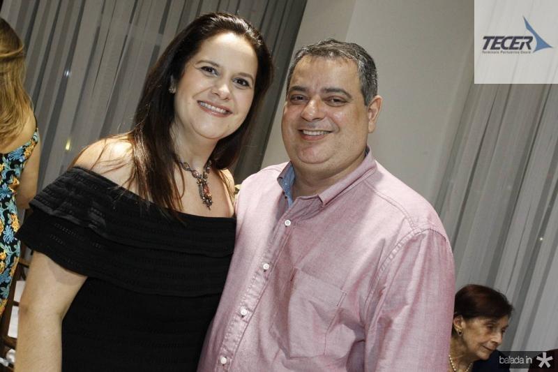 Isabella Memoria e Oldemar Vieira
