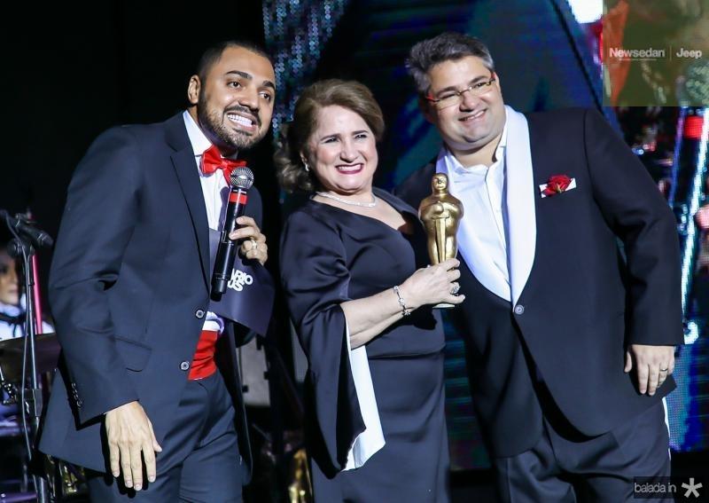Tirulipa, Auricelia e Mario Queiros