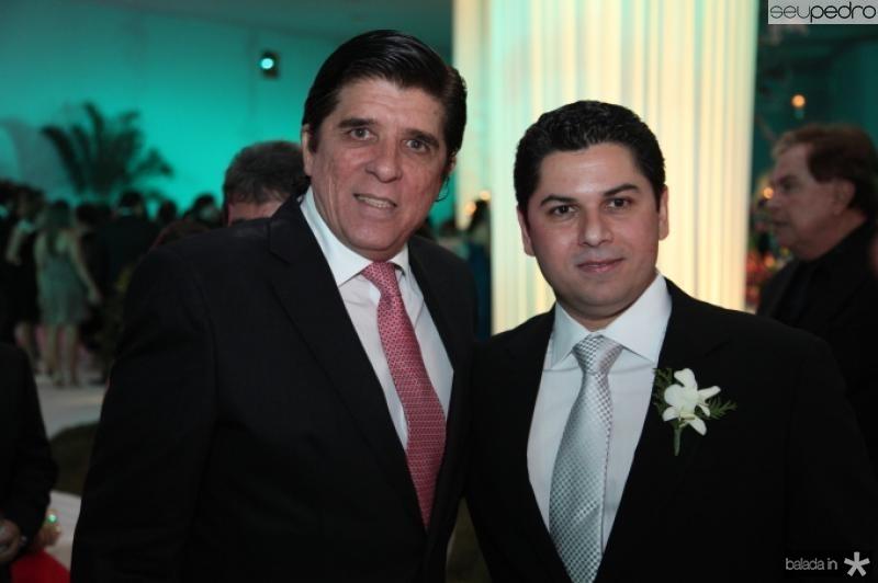 Dito Machado e Pompeu Vasconcelos