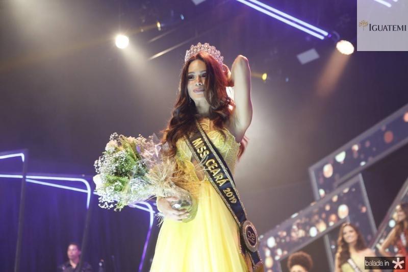 Luana Lobo Miss Ceara 2019