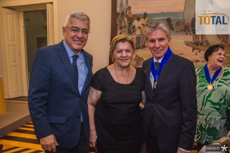 Paulo Cesar Noroes, Lucila Noroes e Padua Lopes