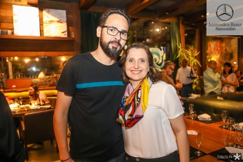 Marco Ribeiro e Andrea Dallolio