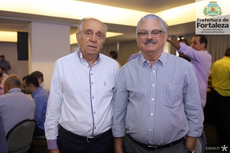 Joao Guimaraes e Victor Frota