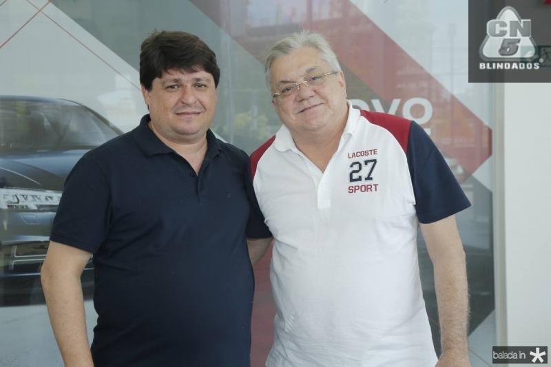 George Lima e Urubatan Romero