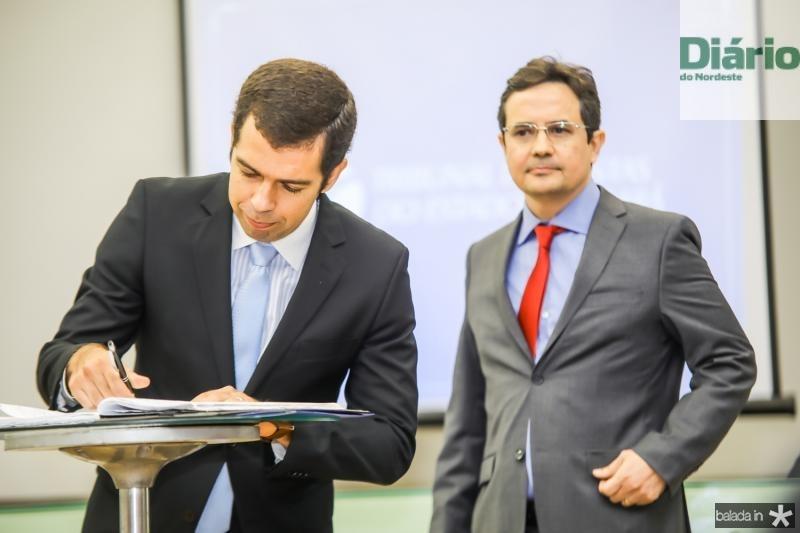 Davi Ferreira Gomes e Edilberto Pontes