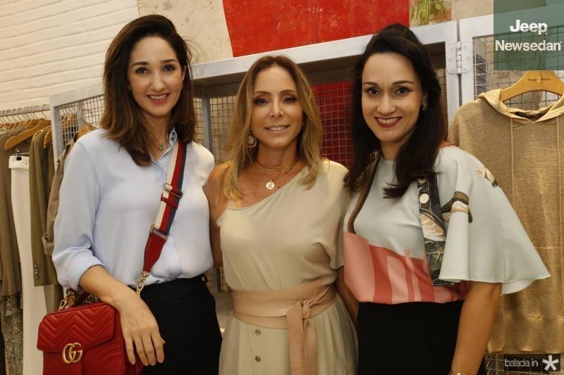 Sarah Gondim, Ana Paula Daud e Carmen Pompeu 1
