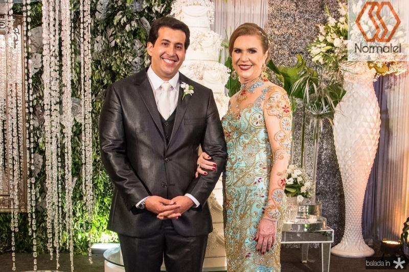 Daniell e Maria Hortencia Rios