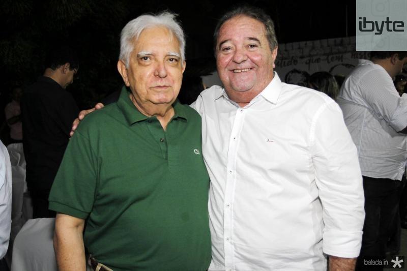 Antero Pereira e Chiquinho Aragao
