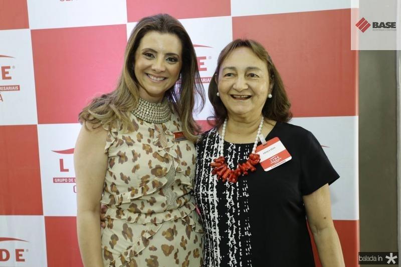 Emilia Buarque e Graca Dias
