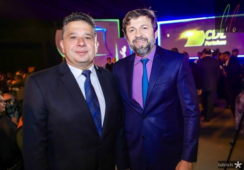 Gerardo Bastos Filho e Elcio Batista