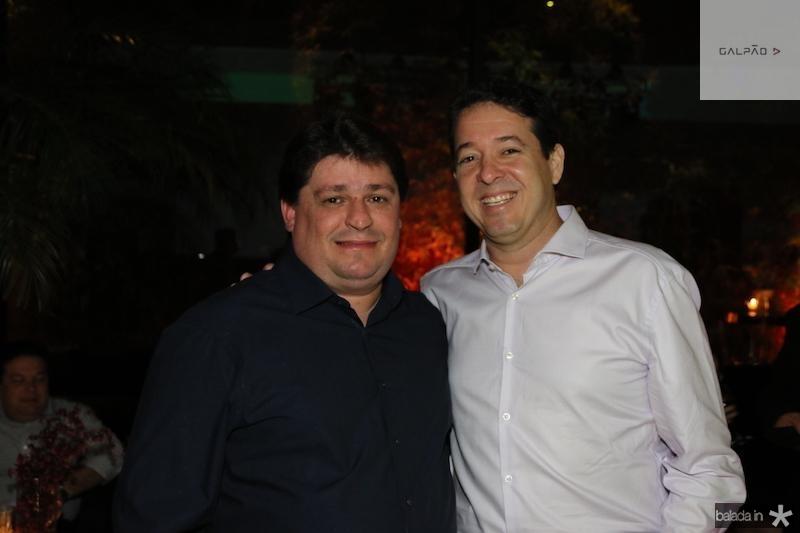 George Lima e Adriano Marques