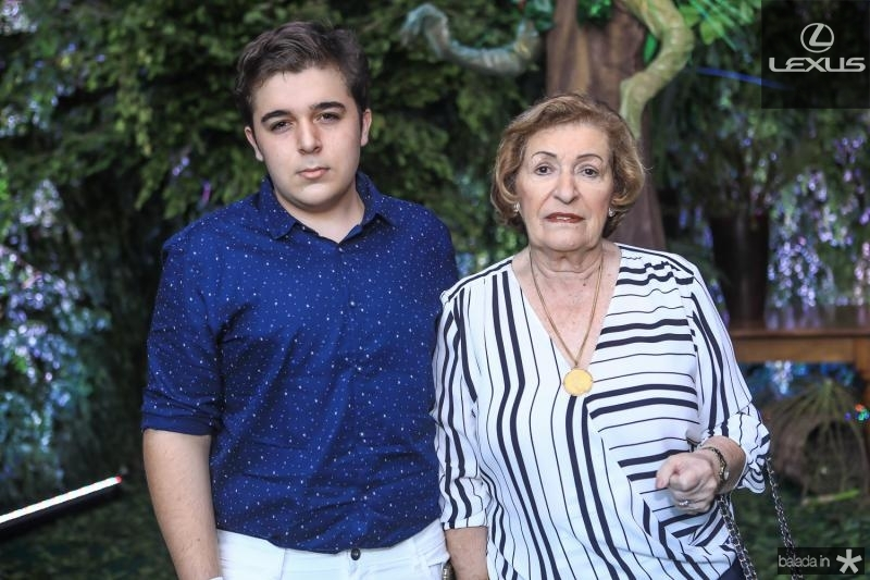 Lucas e Ieda Olanda