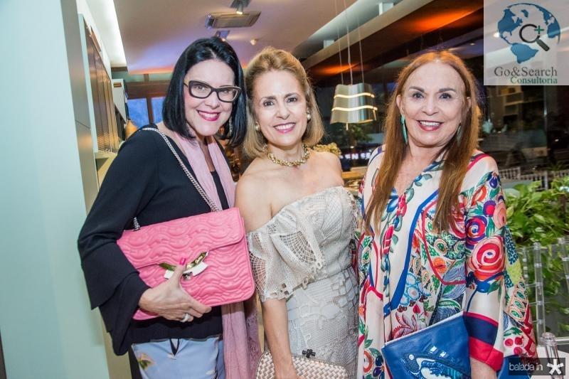 Patricia Al Kary, Tereza Ximenes e Simone Bellin