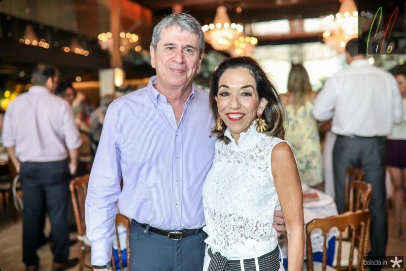 Marcio e Marcia Tavora