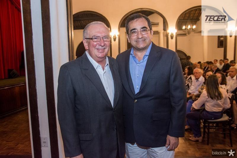 Valmir Pontes e Jardson Cruz