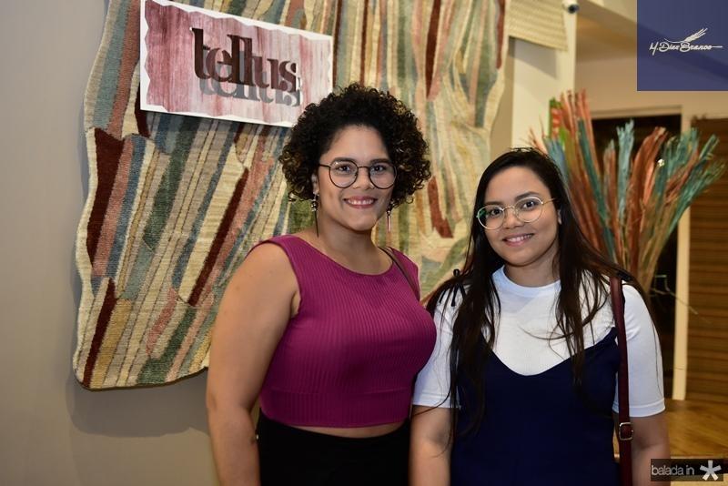 Larissa Soares e Karisia Viana