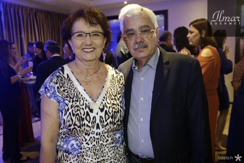 Teresa e Pedro Bandeira