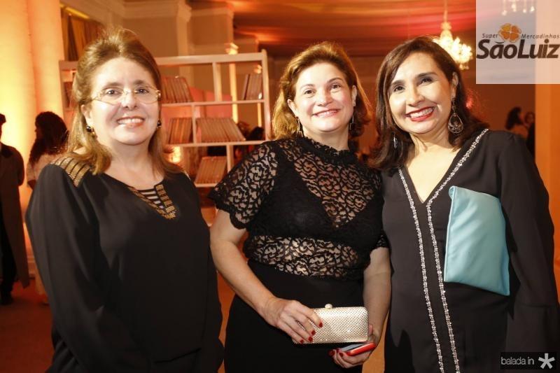 Ana Liade, Kelly de Castro e Neila Fontenele