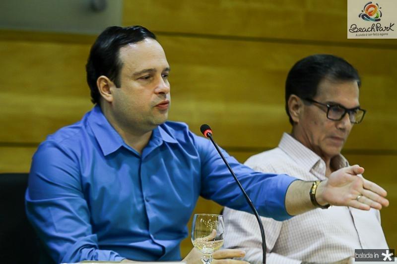 Igor Barroso e Beto Studart