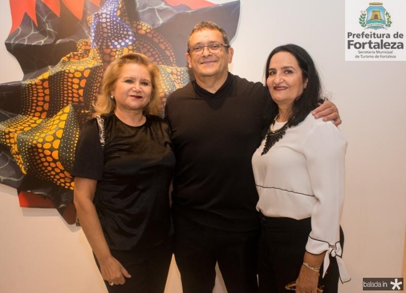 Dulce Silveira, Jose Guedes e Chaguinha Silveira