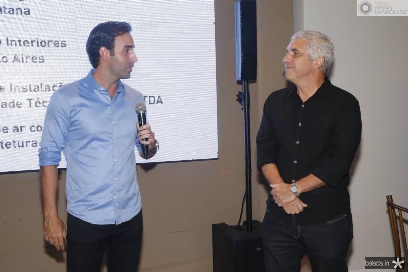 Vitor Frota e Fabien Salles