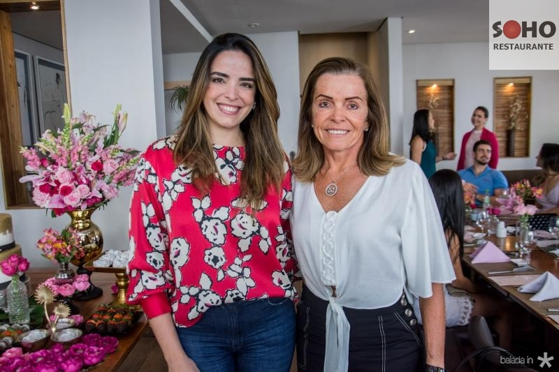 Hedla Lopes e Hedla Lopes