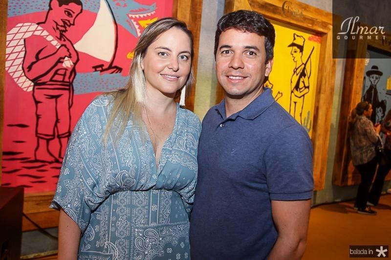 Clarice e Breno Machado