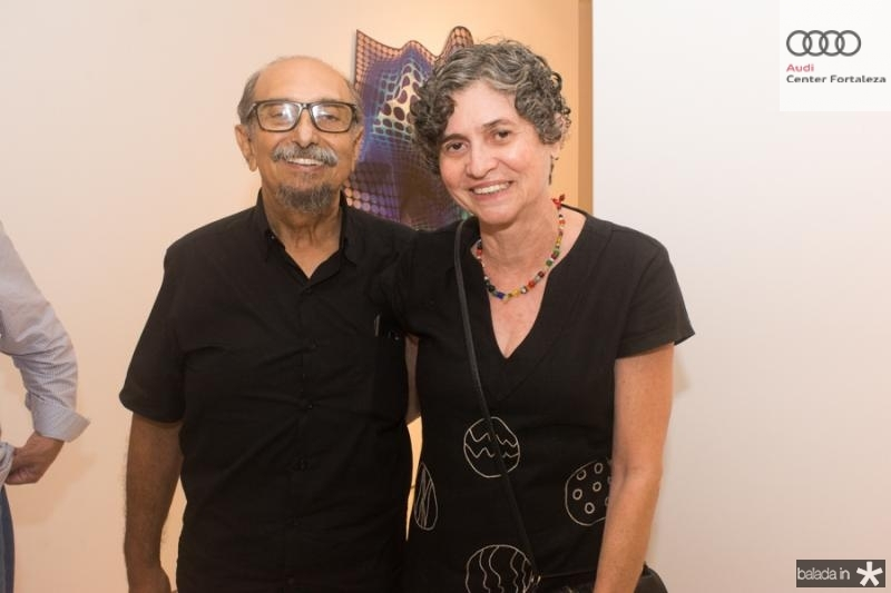 Roberto e Lucia Galvao