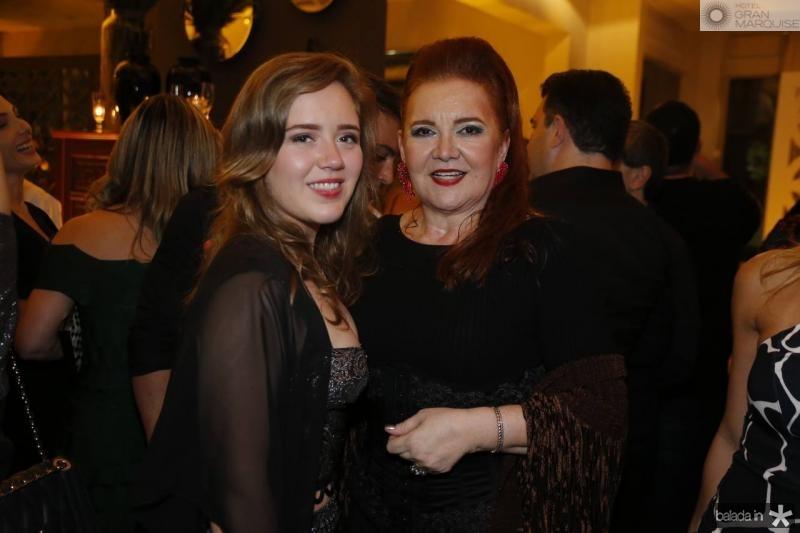 Isabella e Claudia Reboucas
