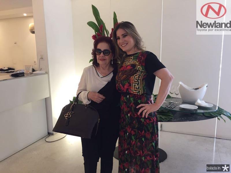 Itala Ventura e Maria Clara Dallolio