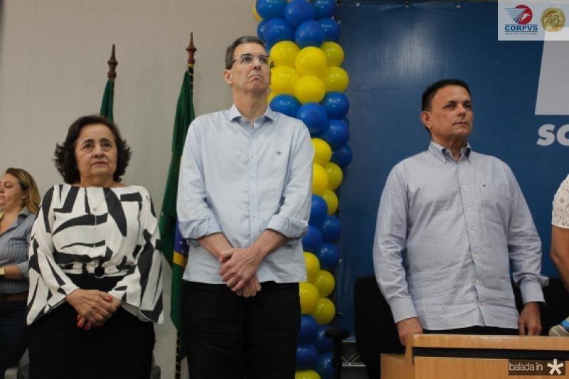 Sildete Guedes, Geraldo Luciano e Placido Sobreira
