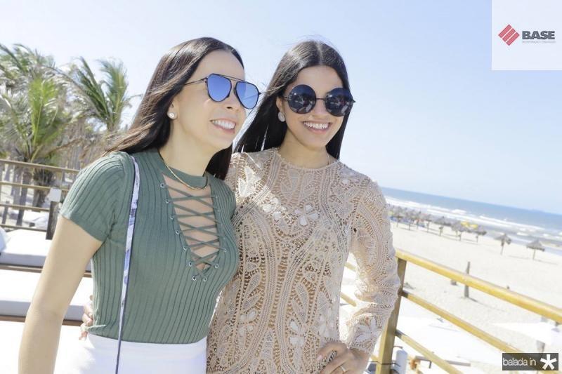 Roberta Fonteles e Juliana Melo