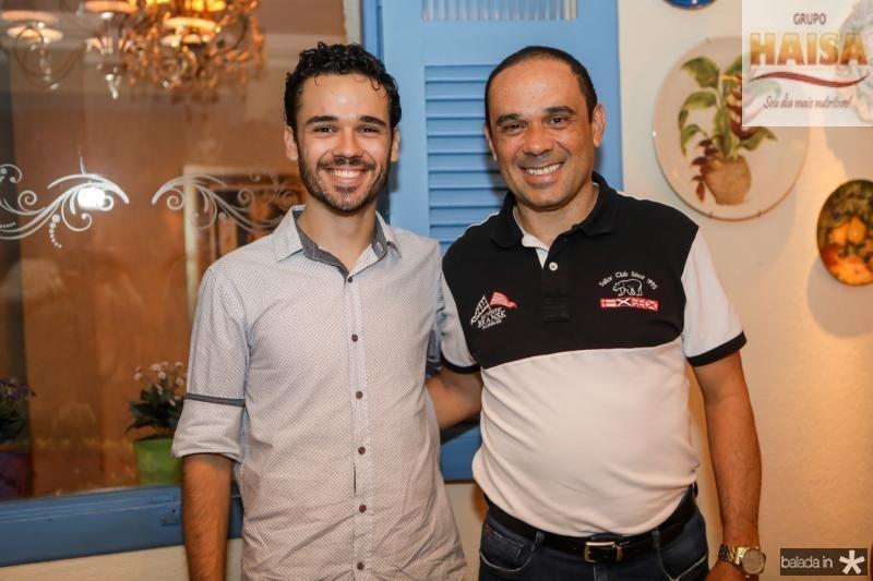 Nuno e Marcelo Teixeira
