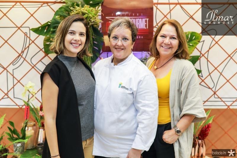 Joana Ramalho, Ana Paula Resende e Selene Penaforte