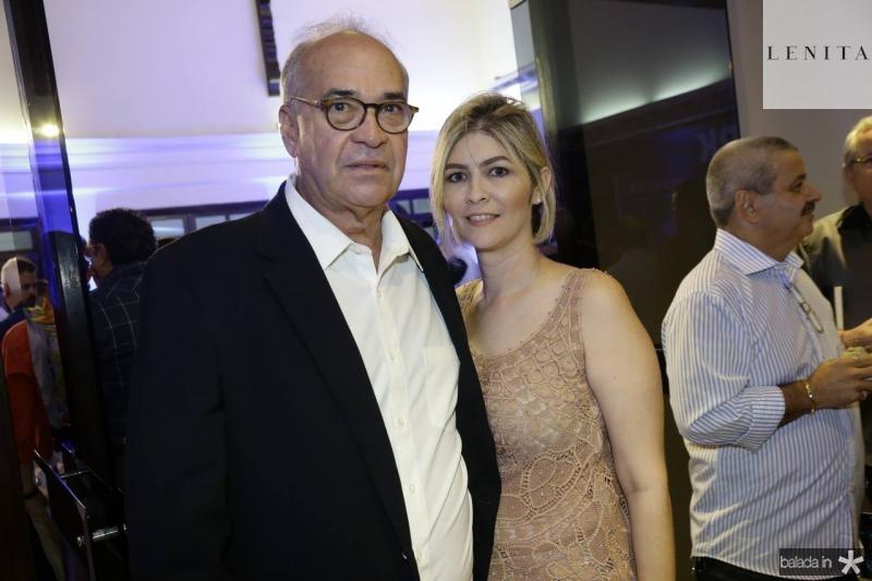 Fabio e Nicia Dantas