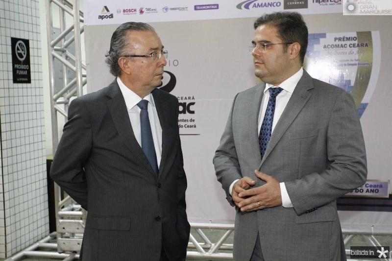 Antonio Jose Mello e Edson Queiroz