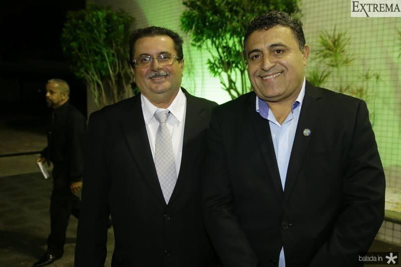 Paulo Bezerra e Ailson Santos