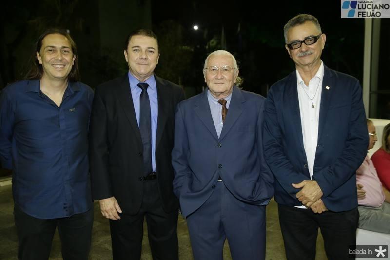 Rodolfo Trindade, Eliseu Barros, Chico Barreto e Maia Junior