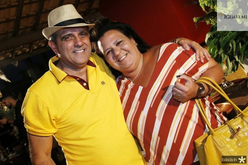Andre Vercosa e Vava Maia