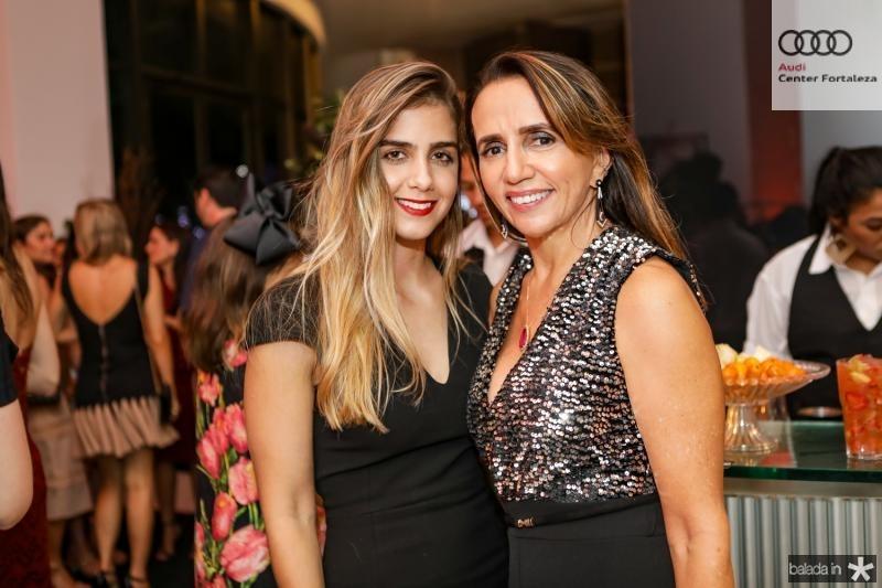 Livia Albuquerque e Carla Bayde