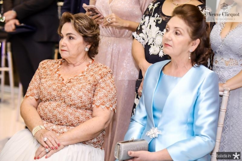 Mirian Almada e Zelia Barreto