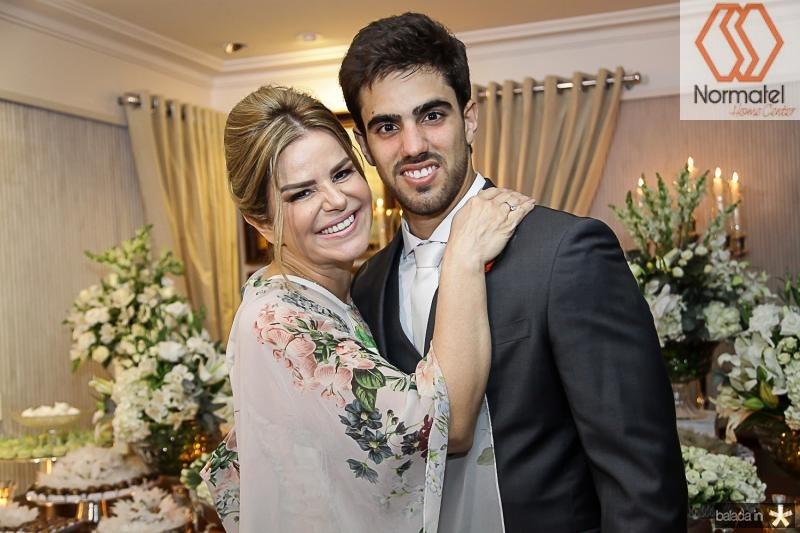 Ana Cristina e Lucas Ximenes